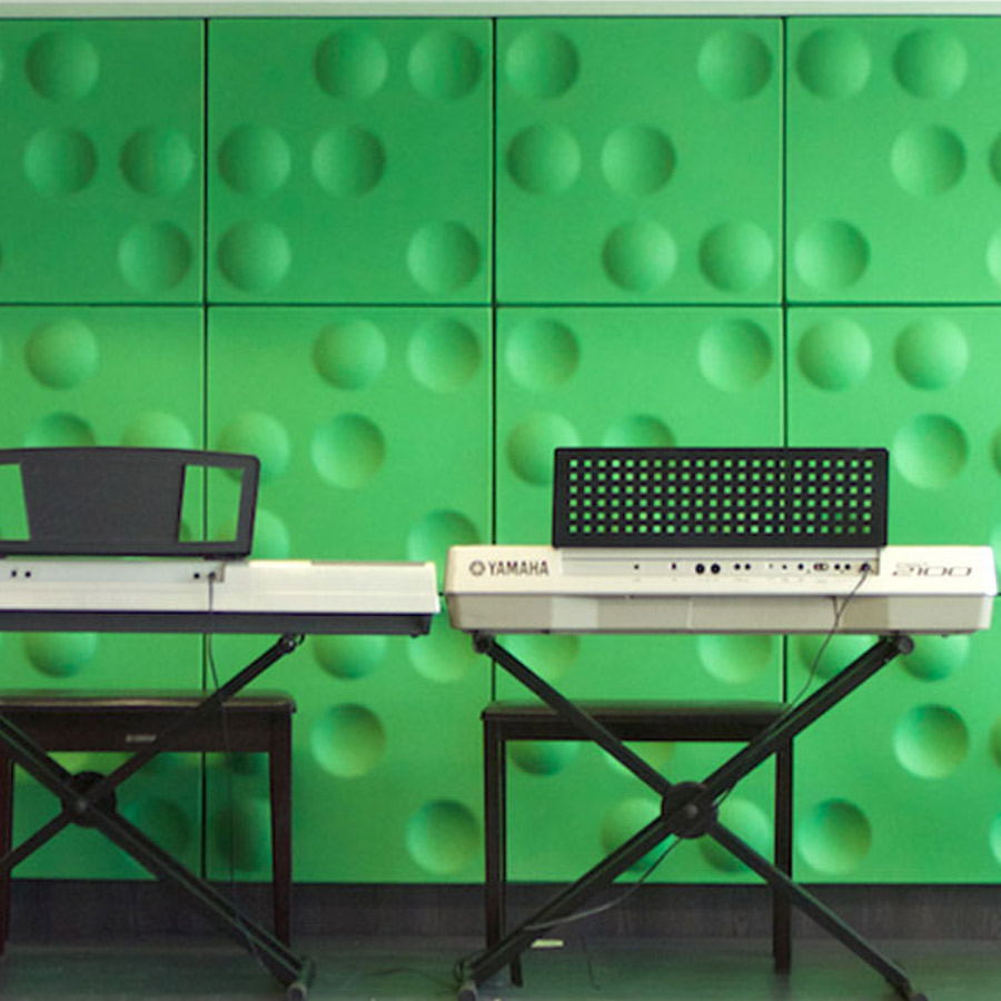 Sports Flooring Systems Qld Pty Ltd: Need To Buffer Sound? We Provide Innovative Acoustic Panel