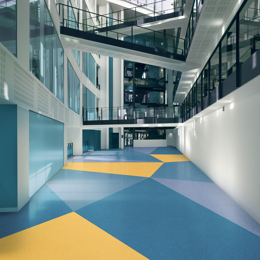 Industrial Flooring Brisbane: We Supply And Install Quality Vinyl Sheet Flooring For