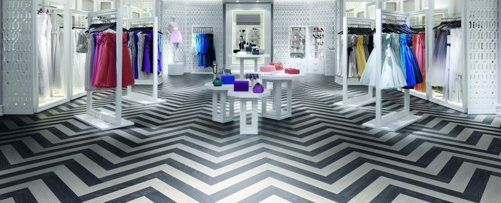 We Provide Specialised Commercial Flooring For Your Retail