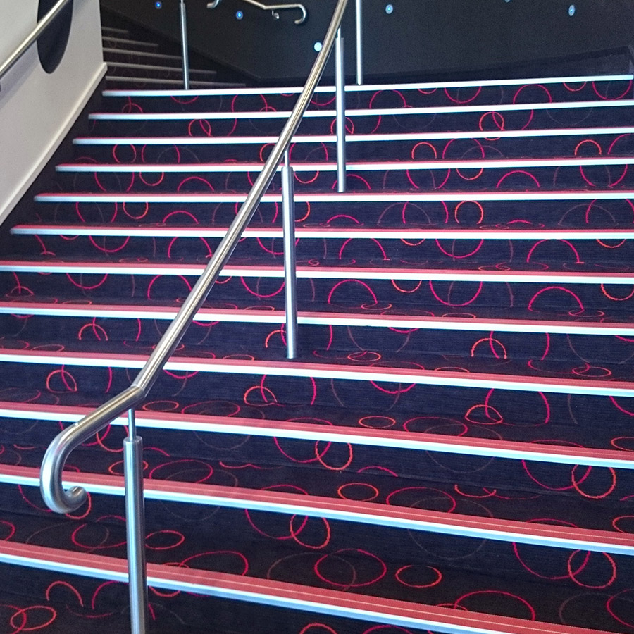 Need A Safe Secure Solution For Your Stair Nosing Master