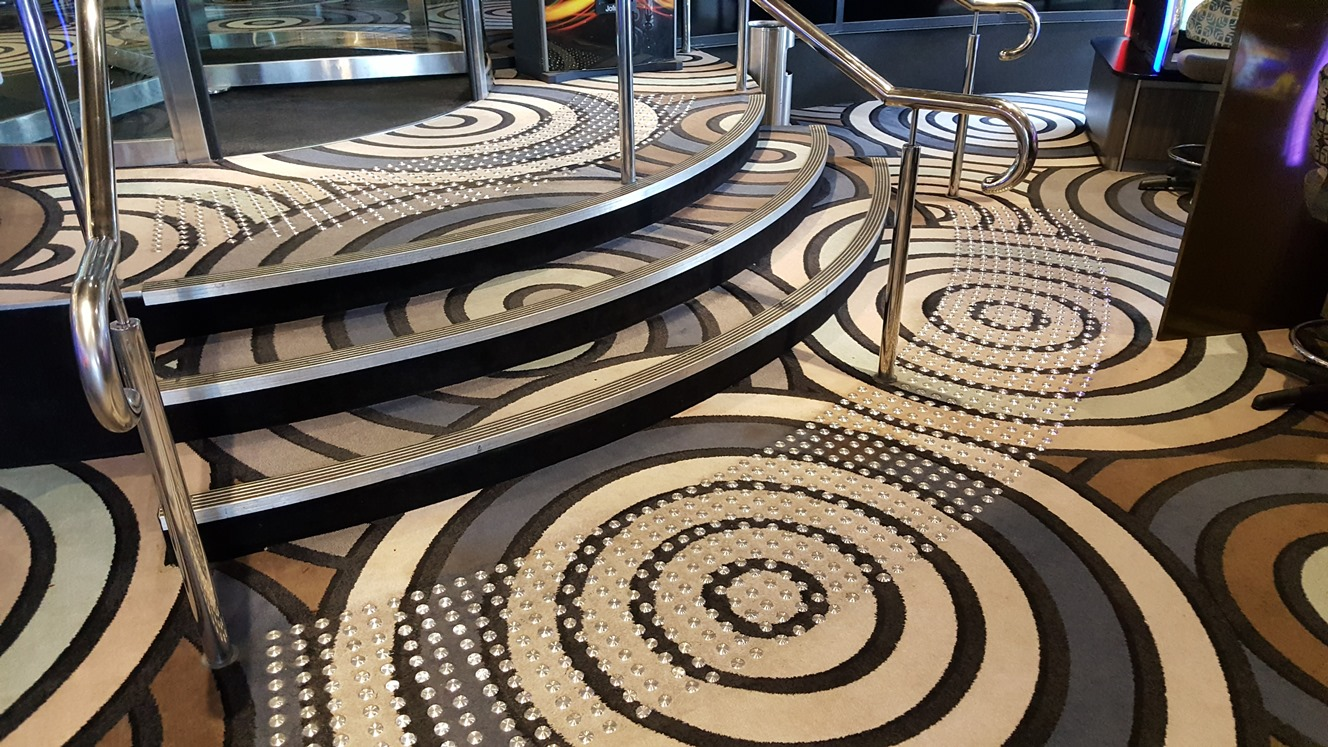 Carpet tiles, commercial flooring, club flooring, club carpet, commercial flooring solutions, Master Flooring Solutions