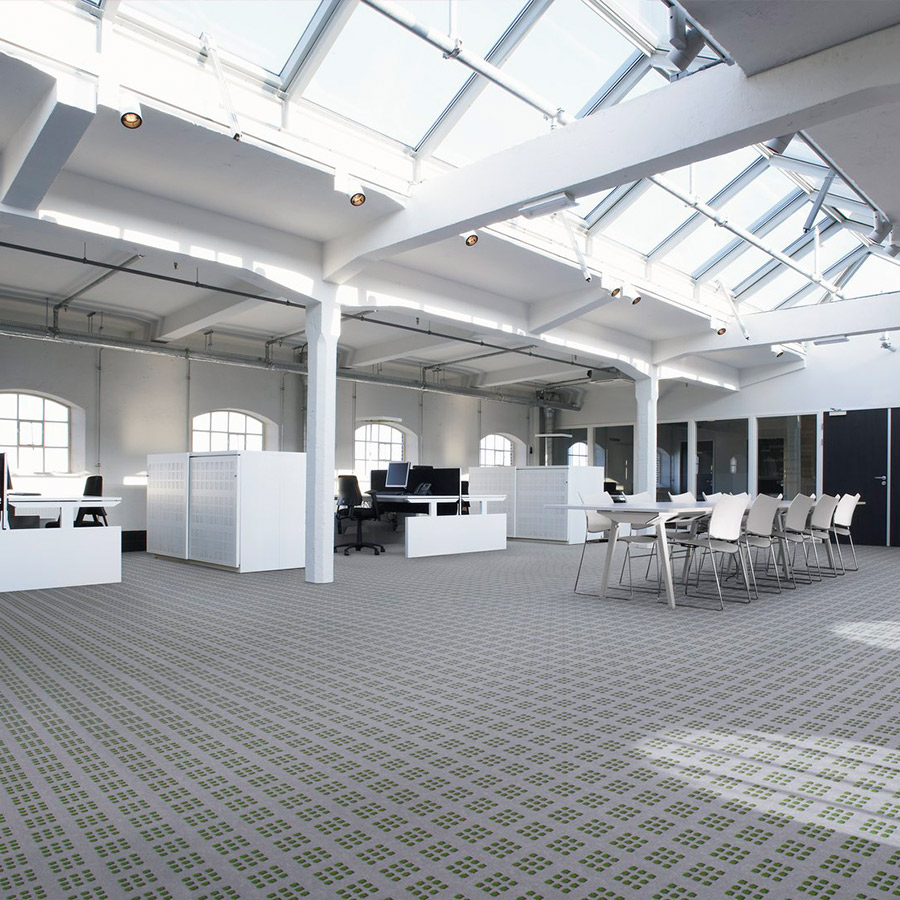 We Offer A Broad Range Of Commercial Flooring Solutions To